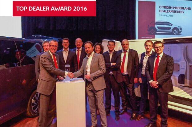 beste dealer van Nederland