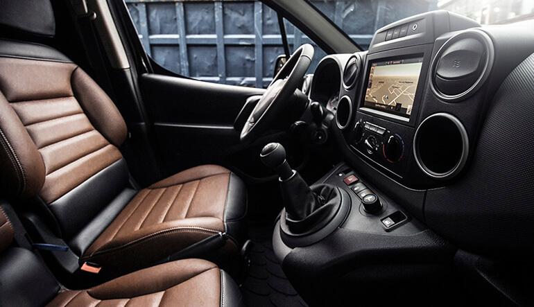 Citroën Berlingo Dark edition