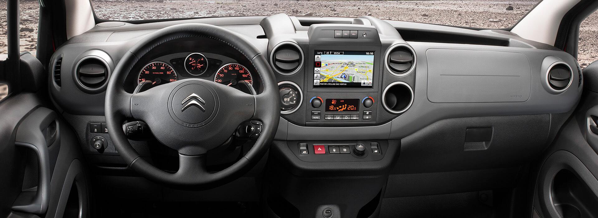 Citroën Berlingo Interieur