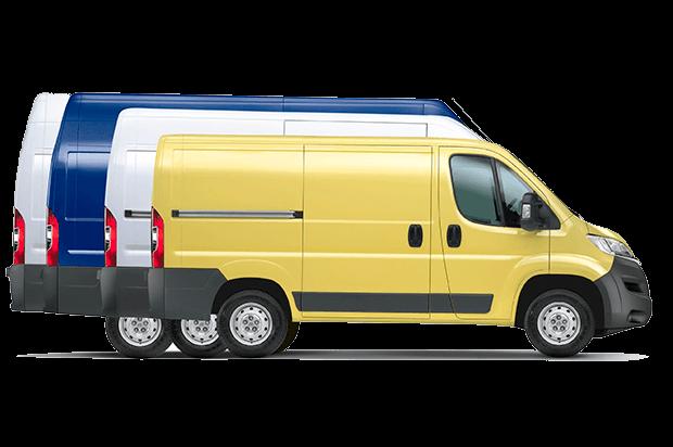 Citroën Jumper Afmetingen