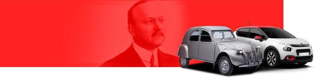 Over Citroën