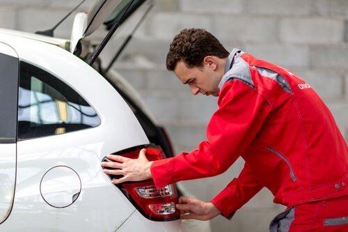 Citroën schadeherstel
