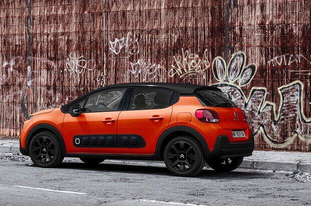 Citroën C3 Orange Power