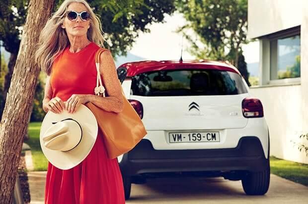 Citroën C3 Private Lease