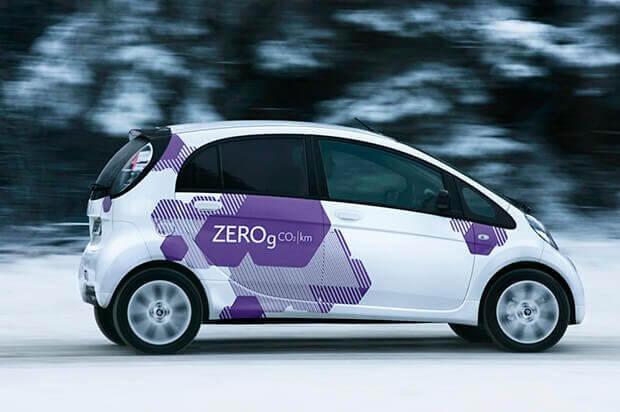 C-zero elektrisch