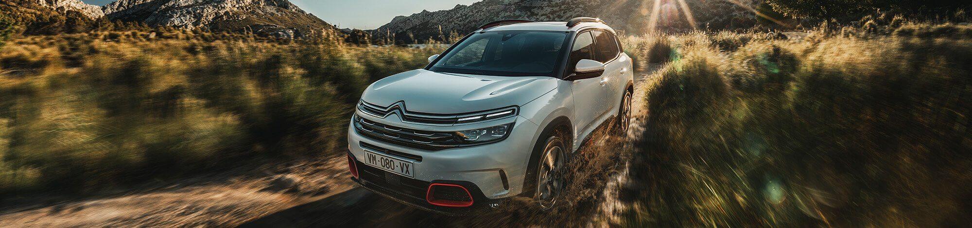 Nieuwe SUV Citroën