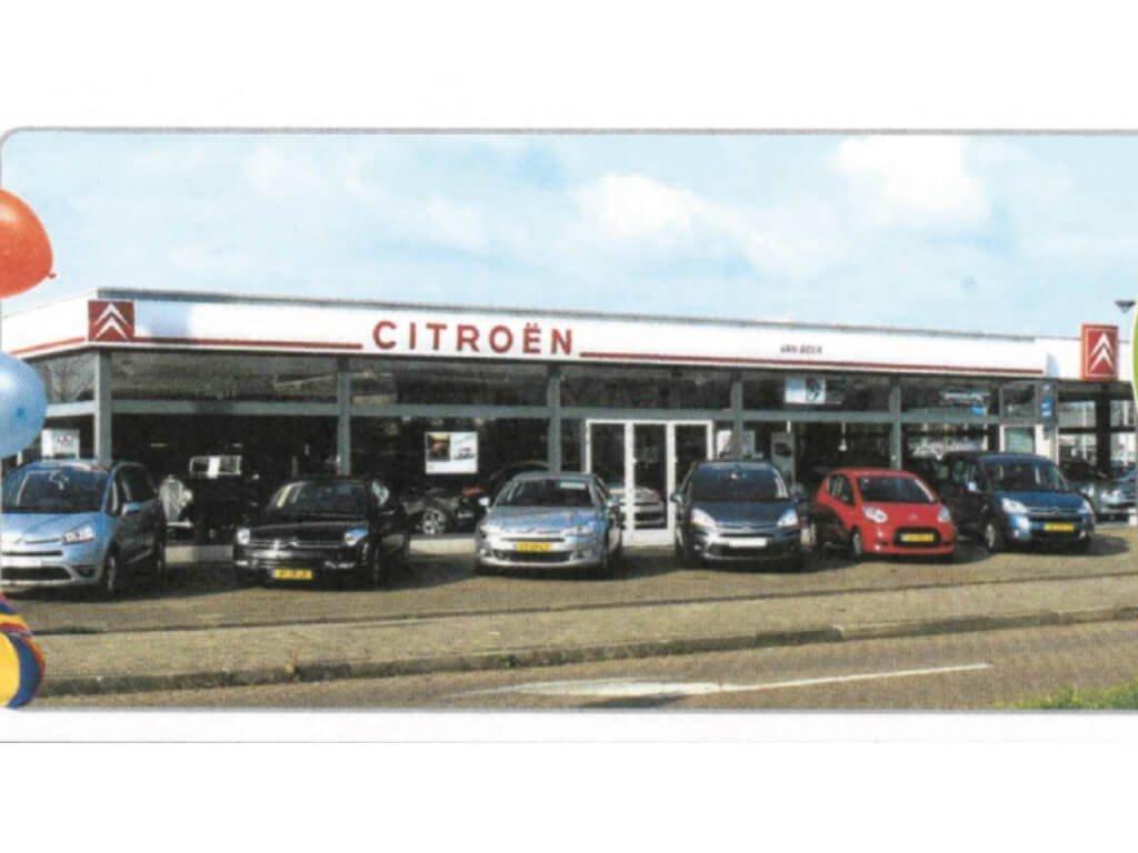 Citroën in Vlissingen
