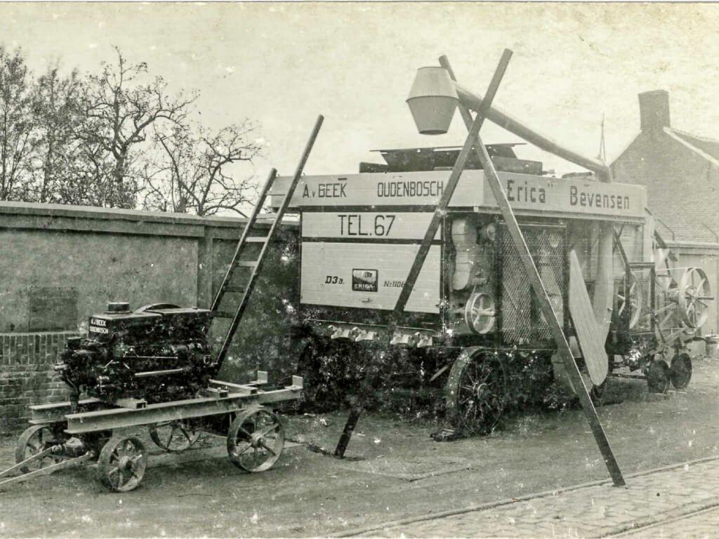 Van Beek Landbouwmachines