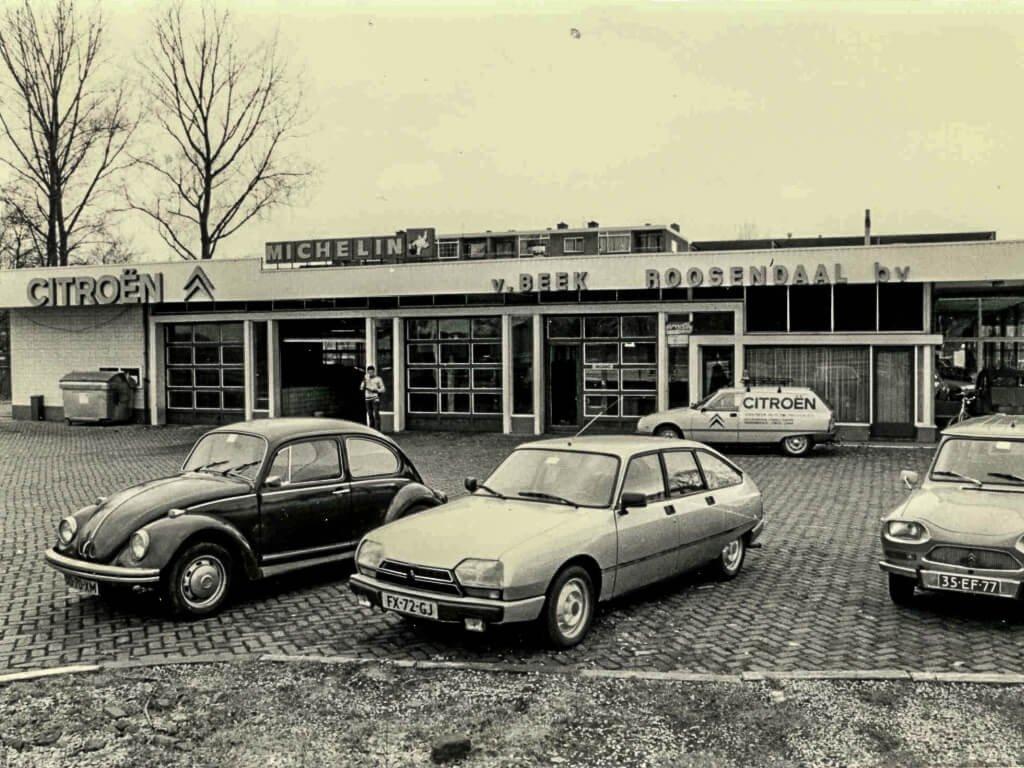 Van Beek Roosendaal 1981