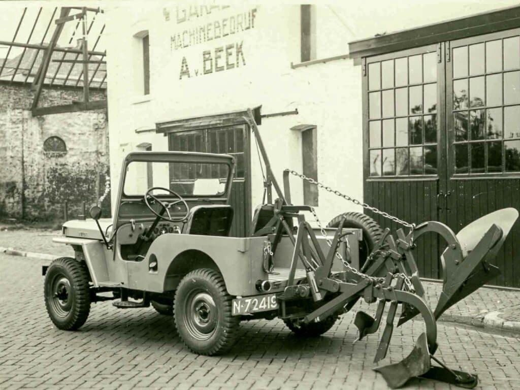Van Beek Willy's dealer