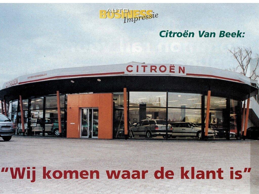 Van Beek Roosendaal 1999