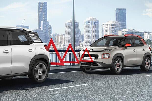 Citroën Active Safety Break