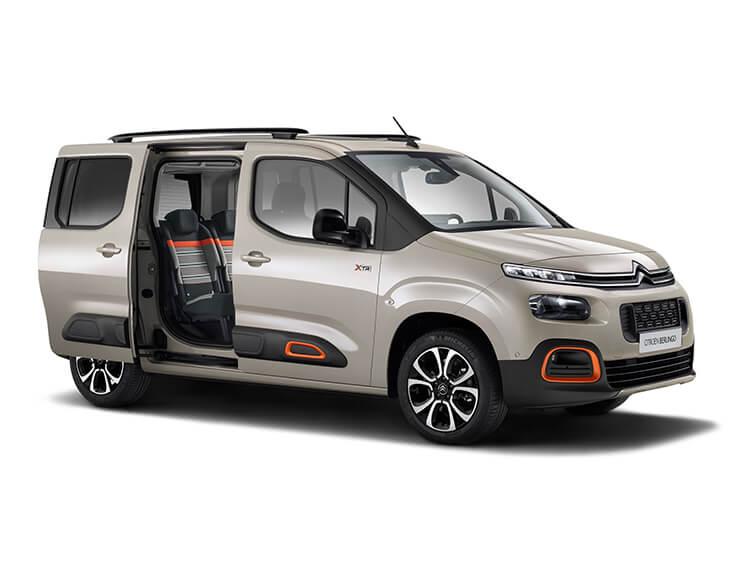 Nieuwe Citroën Berlingo 2018