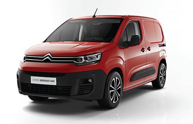 Berlingo Bedrijfswagen 2018