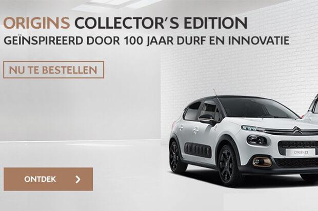 Citroën Origins Modellen
