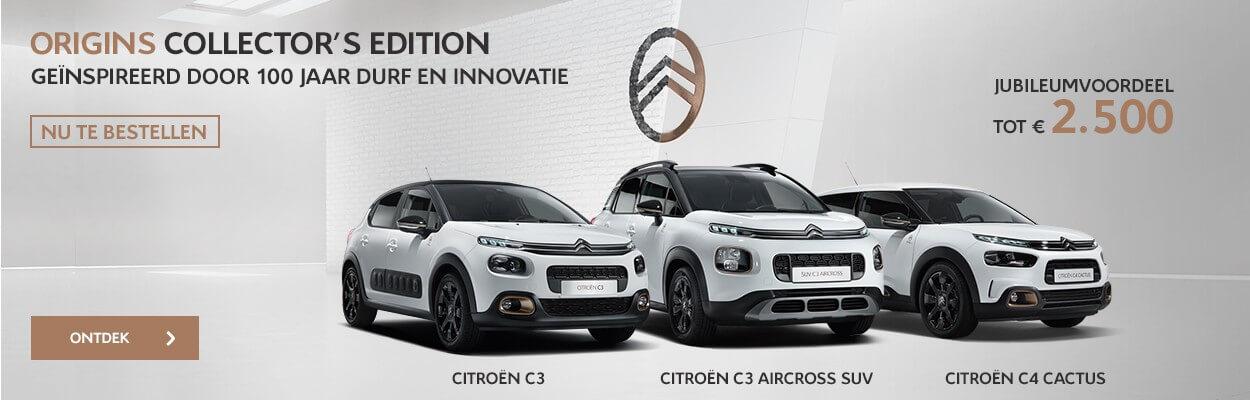 Citroen-Origins-modellen